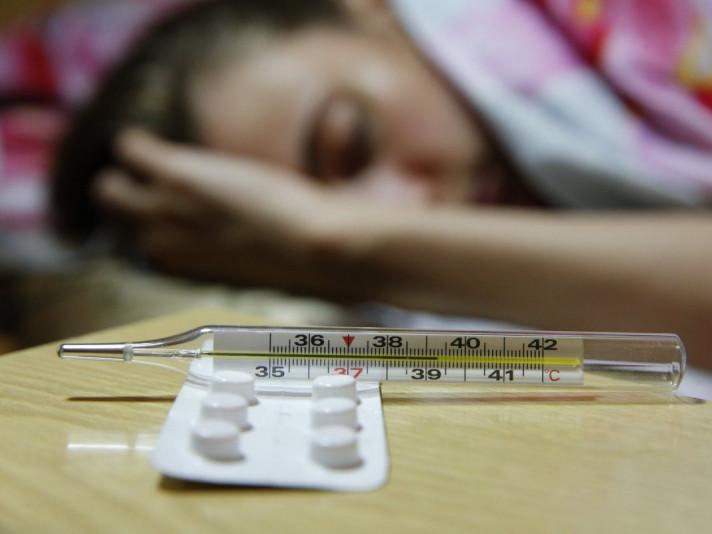На Любомльщині захворюваність на грип і ГРВІ перевищує епідпоріг