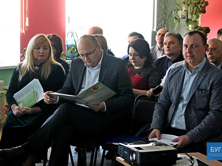 Волинські громади - учасники міжнародного проекту технічної допомоги