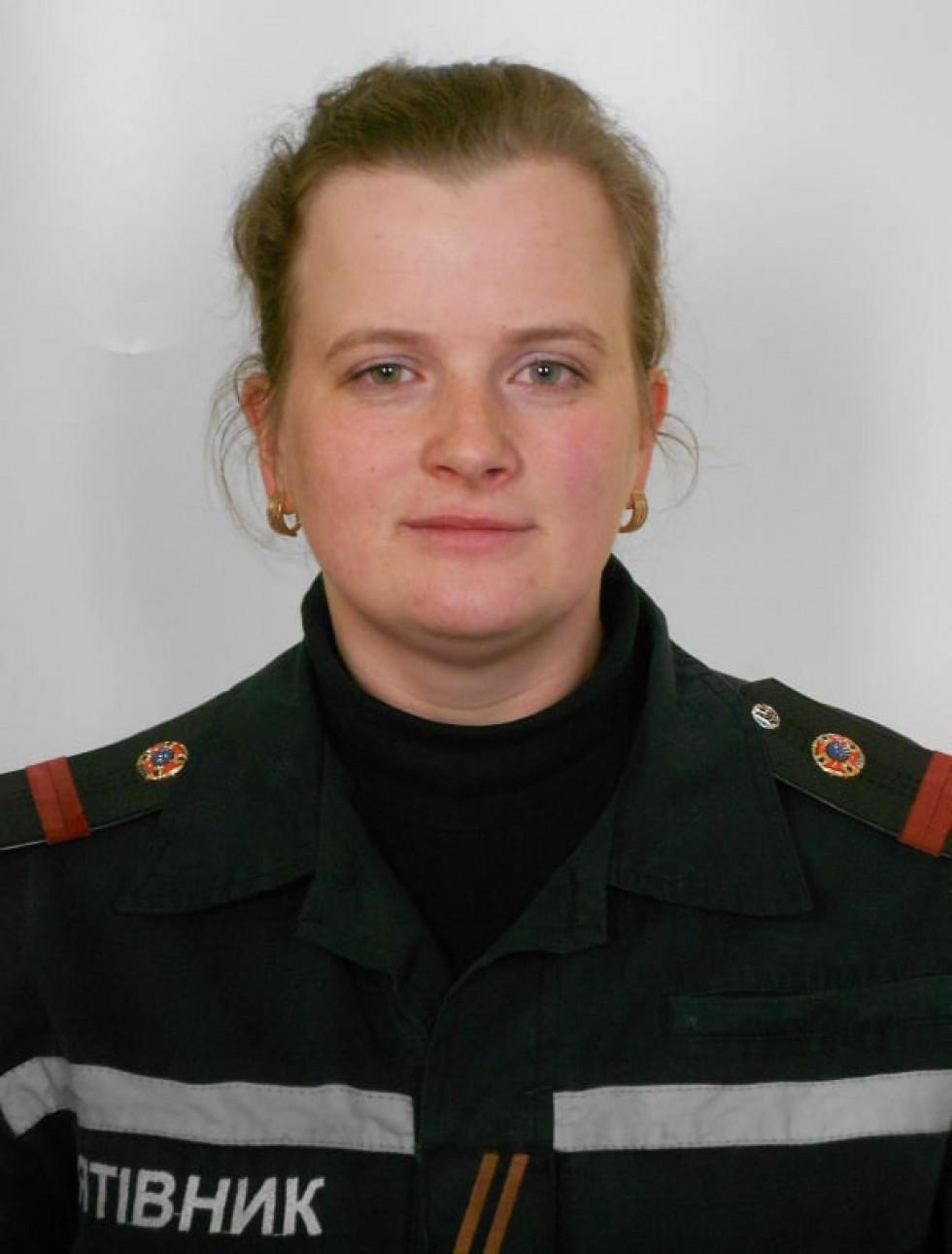 Людмила Склянчук