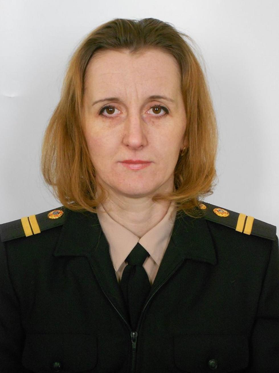Наталія Жоголь