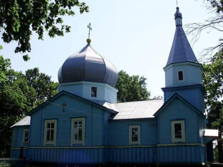 Храм у Зачернеччі