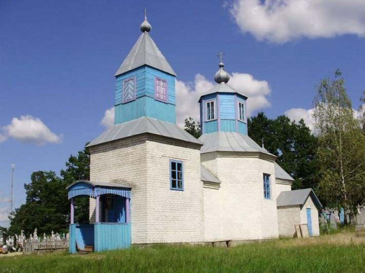 Храм у Висоцьку