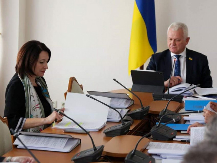 Законопроект УКРОПу
