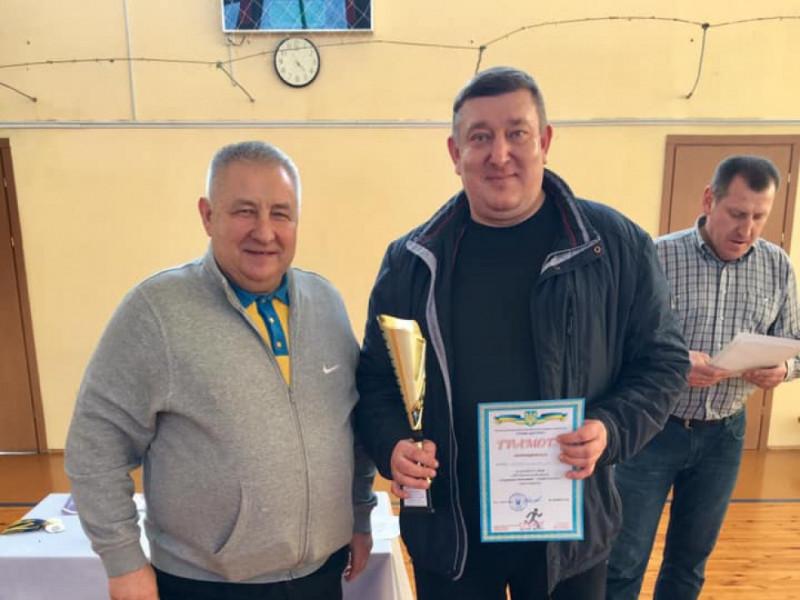 Команда з Любомльщини здобула срібло на обласному спортивному фестивалі