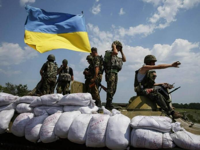 Рівно 5 років тому розпочалась війна на Сході України