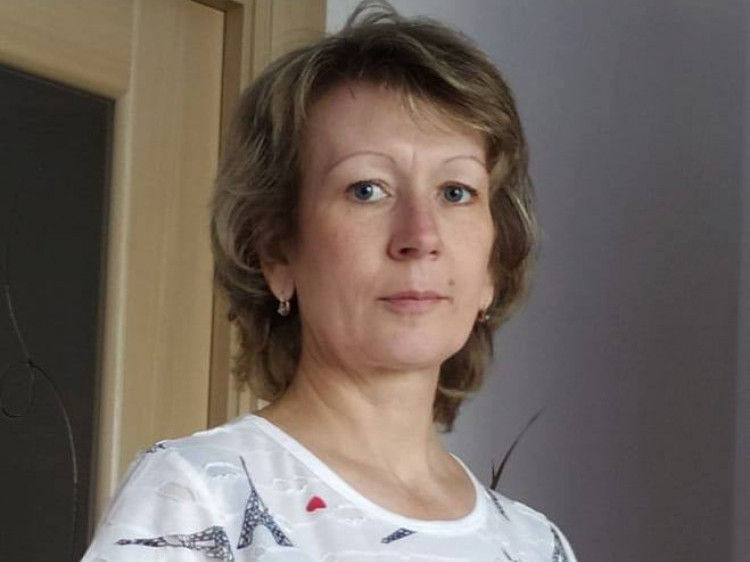 Олена Костюк
