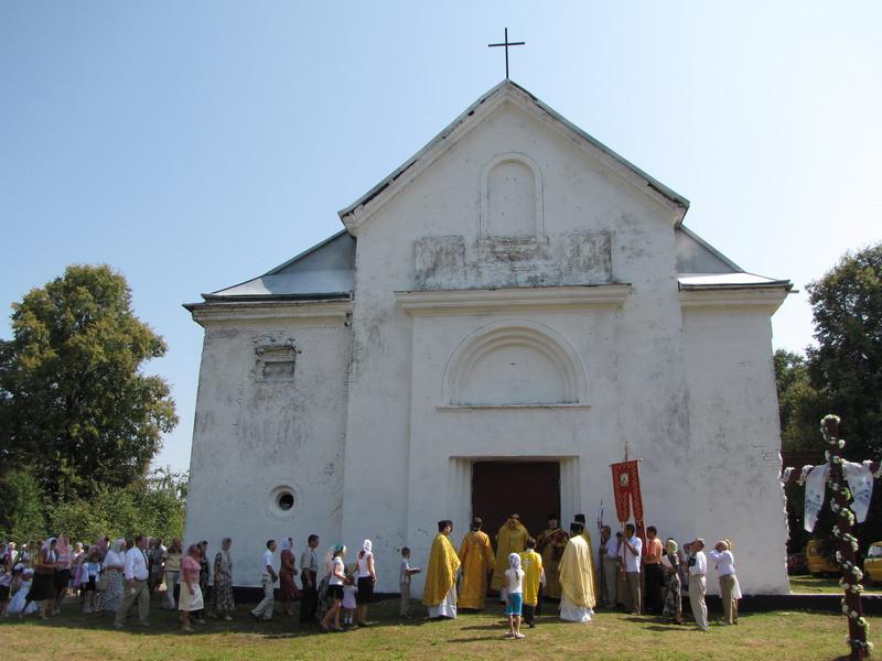 Храм Апостолів Петра й Павла в с. Римачі Любомльського деканату