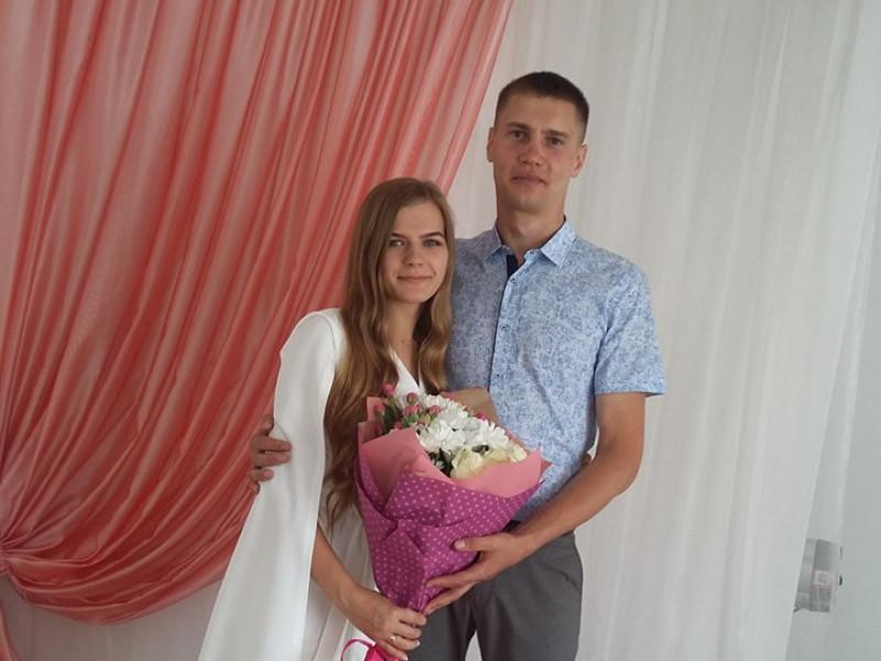 Володимир Федчишин і Наталія Дубина