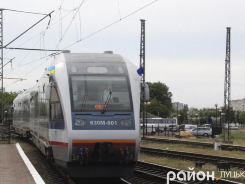 Поїзд Здолбунів–Хелм