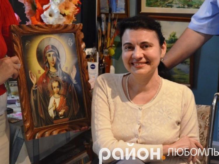 Валентина Михальська