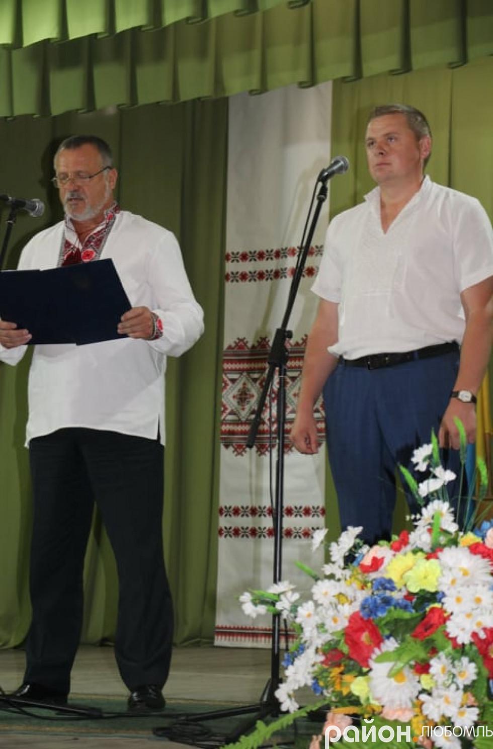 Олександр Устименко, Микола Сушик