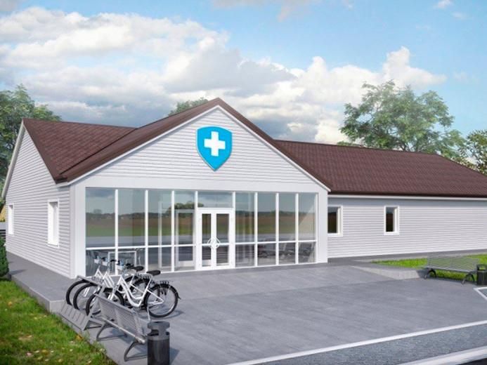У селі Дубове збудують нову амбулаторію / Зображення ілюстративне