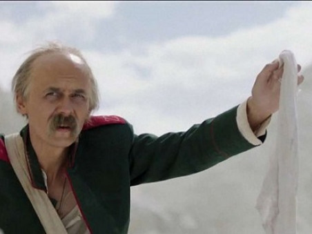 кадр з фільму «Тарас. Повернення»