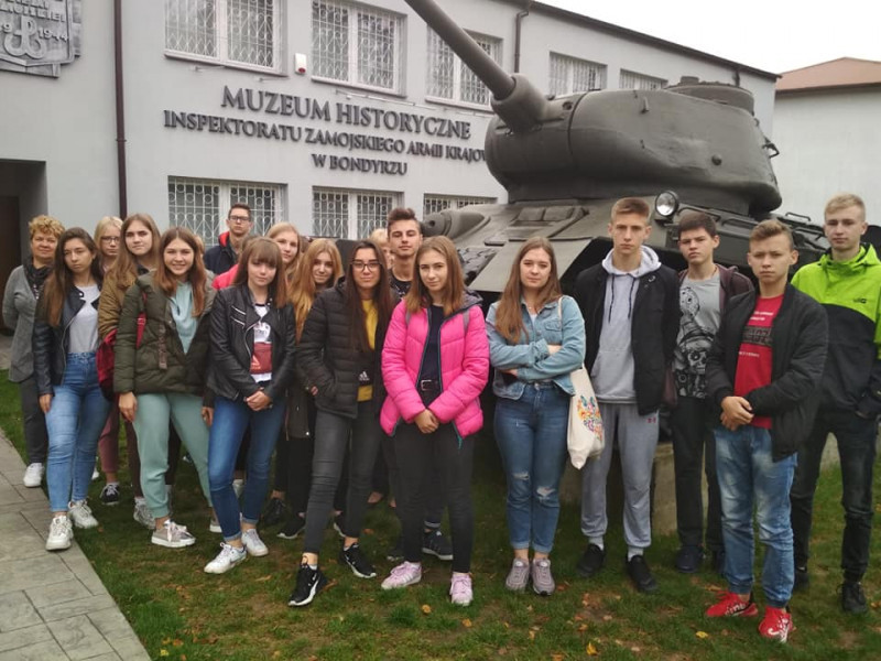 Учні відвідують музей