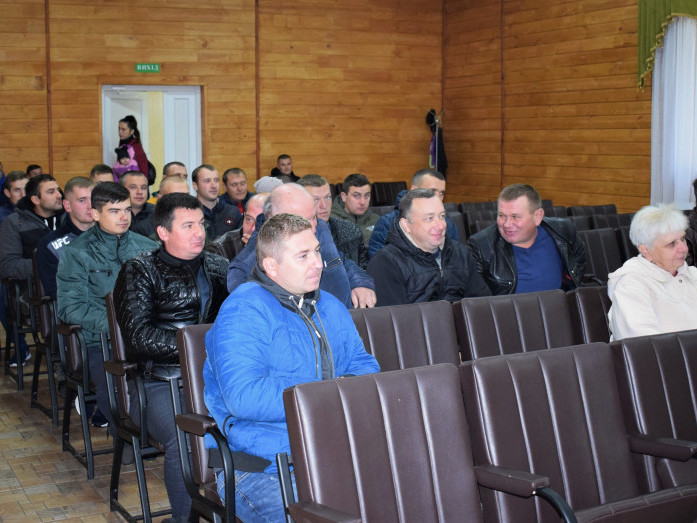 Депутати Рівненської ОТГ