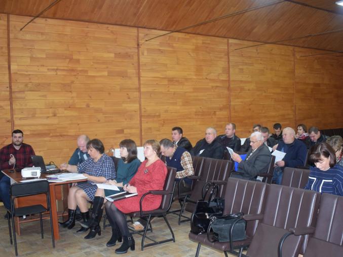 Засідання сесії
