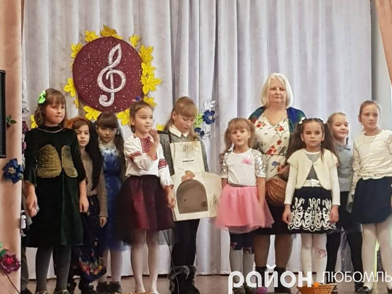 Діти мандрували чудовою країною творчості