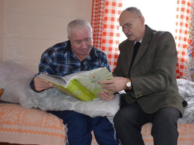 Василь Семенчук та Михайло Богута