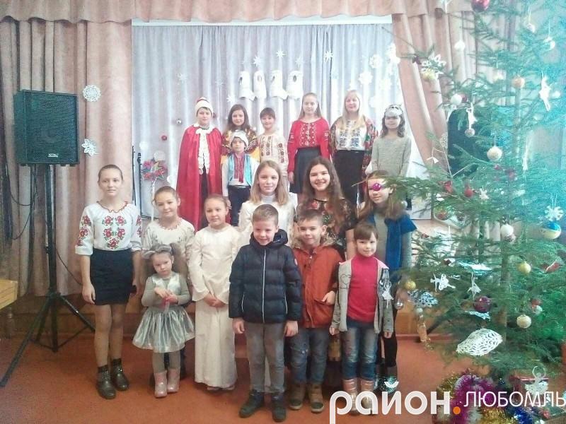 Учасники свята
