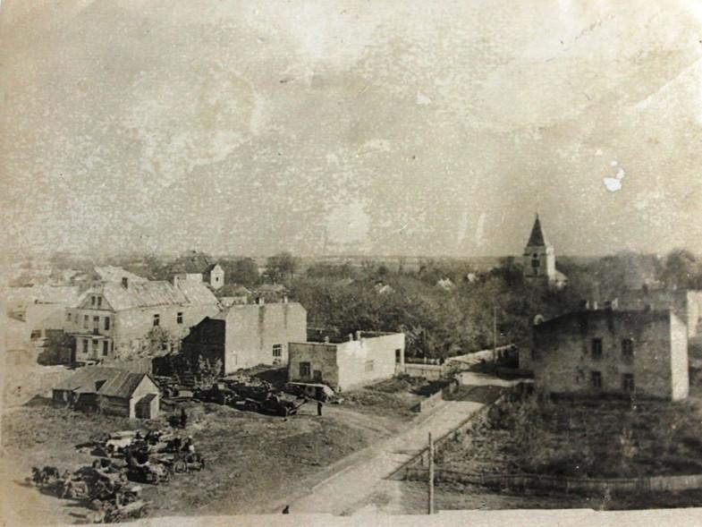 Центр Любомля