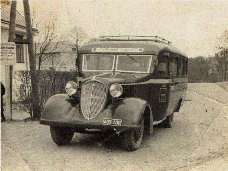 Автобус «Влодава –Любомль»