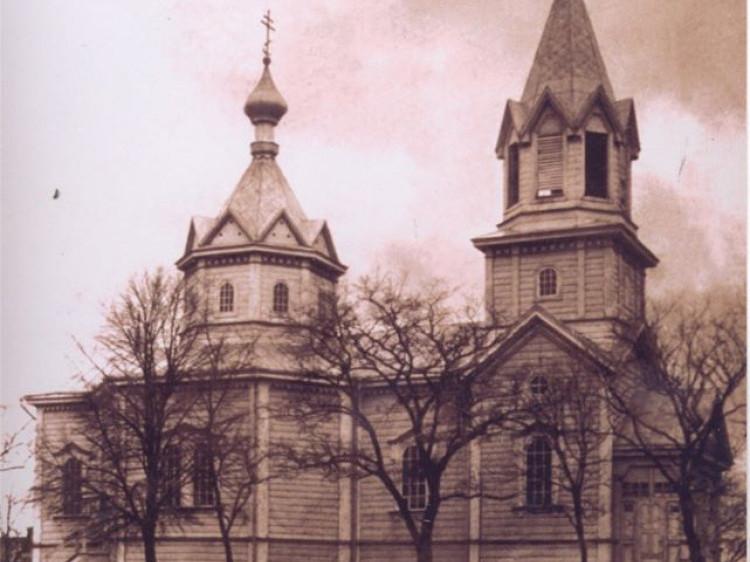 Церква у Гущі