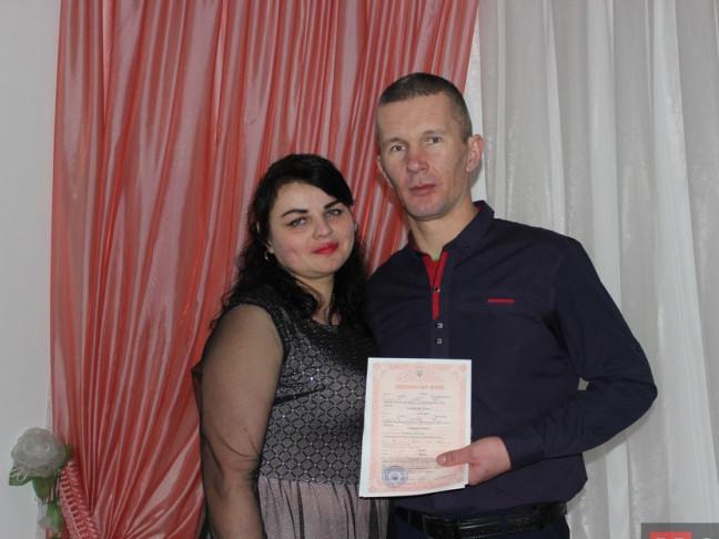 Тетяна Шпатарюк та Андрій Валюх