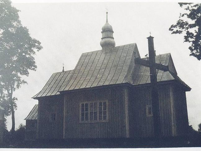 Церква у Згоранах