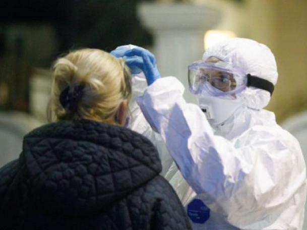 Особи, в яких на «Ягодині» експрес-тест показав COVID-19, на обсервації у Любомльській лікарні