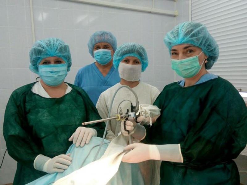 Медсестри Любомльської лікарні