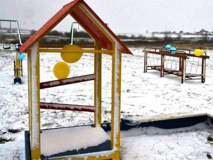 Так цього року відкривали майданчик у селі Микуличі Володимир-Волинського району.