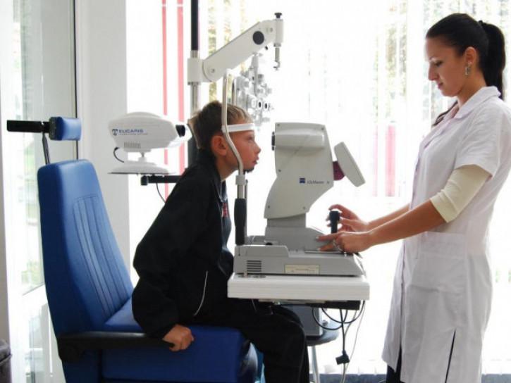 Запишіться на перевірку зору у лікарів з відомої клініки - Район Любомль fe2055122d05b