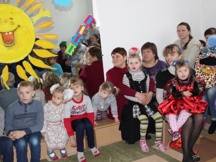 З нетерпінням чекали на помічників Миколая пацієнти Любомльського Центру медико-соціальної реабілітації.