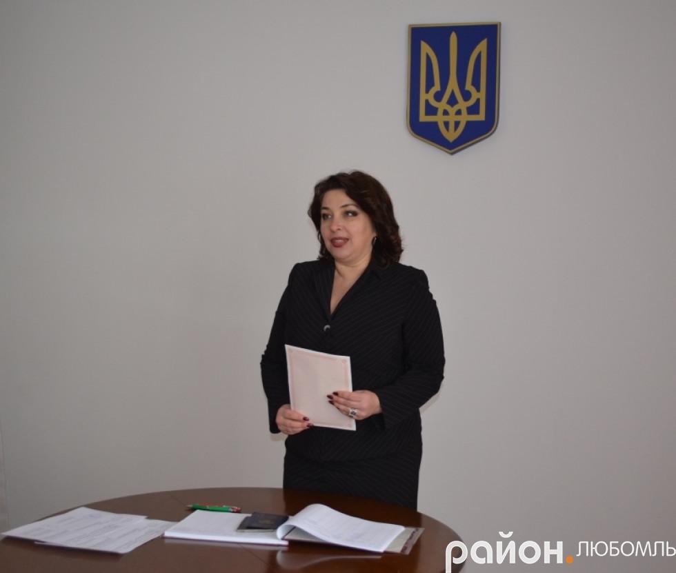 Урочисті церемонії одруження провела Лілія Станіславчук.