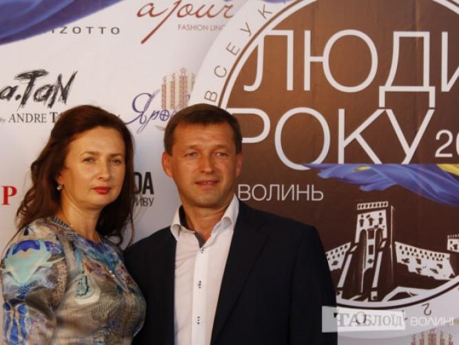 Юрій Гупало із дружиною Людмилою.