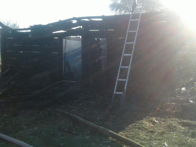 Пожежа у Замлинні
