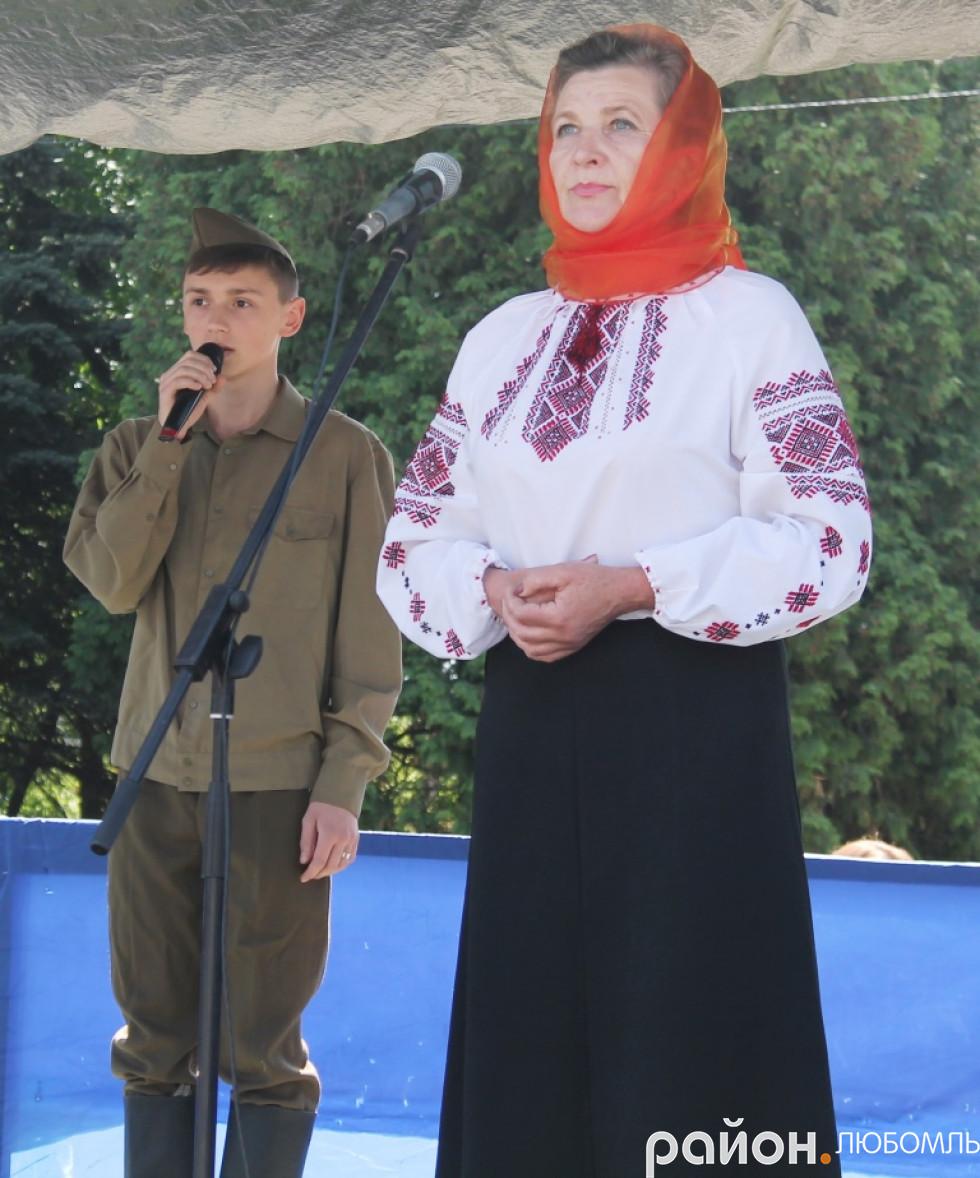 Світлана Купира, Андрій Ковальський.