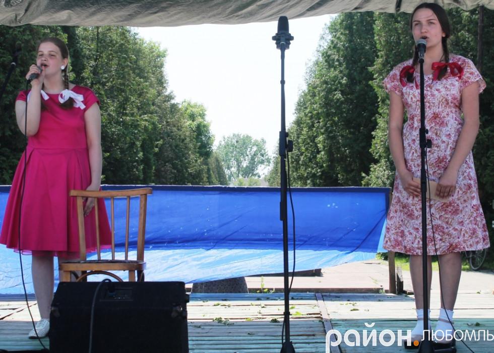 Анна Склянчук, Ірина Дець.