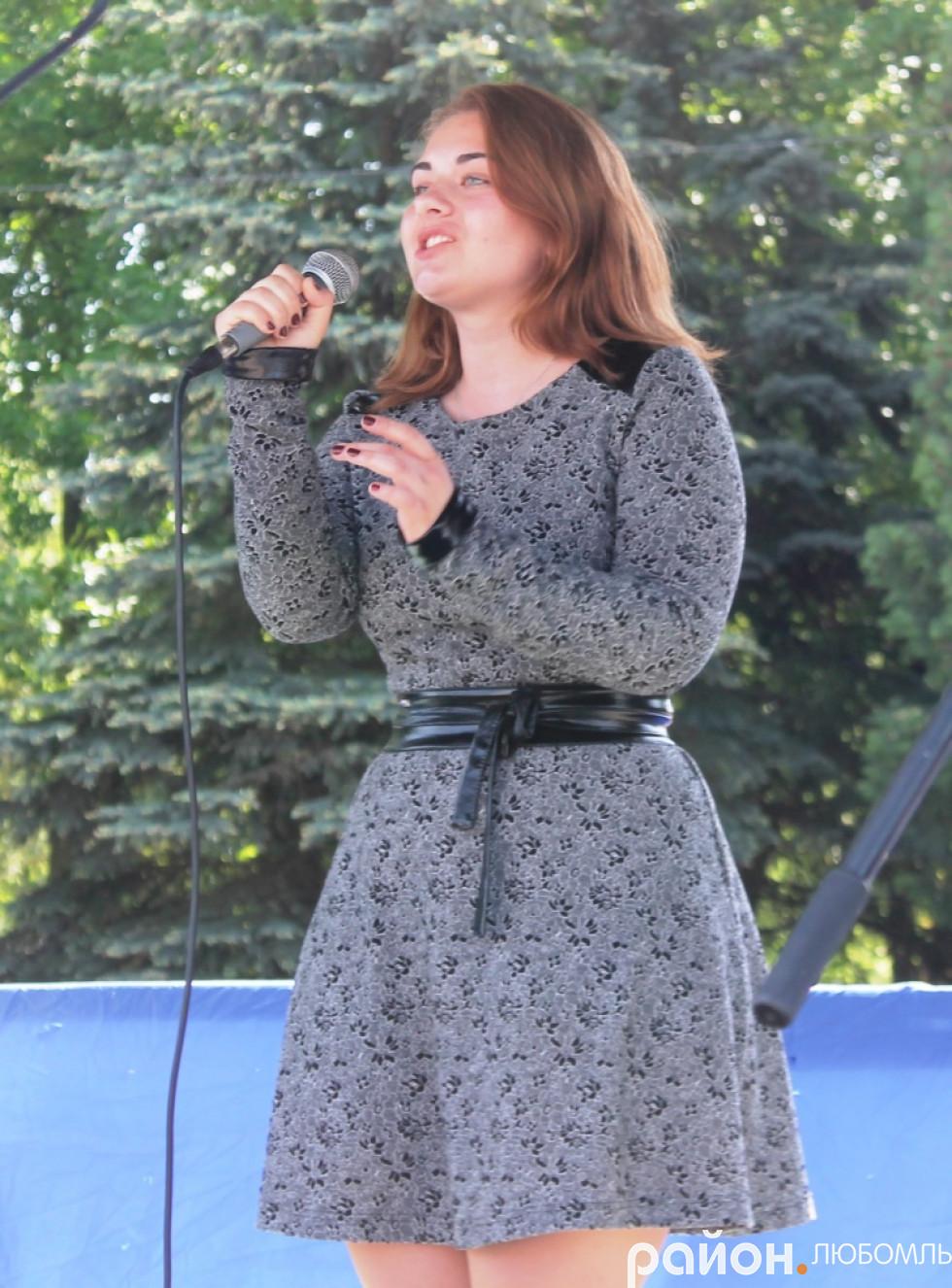 Ольга Віннічук.