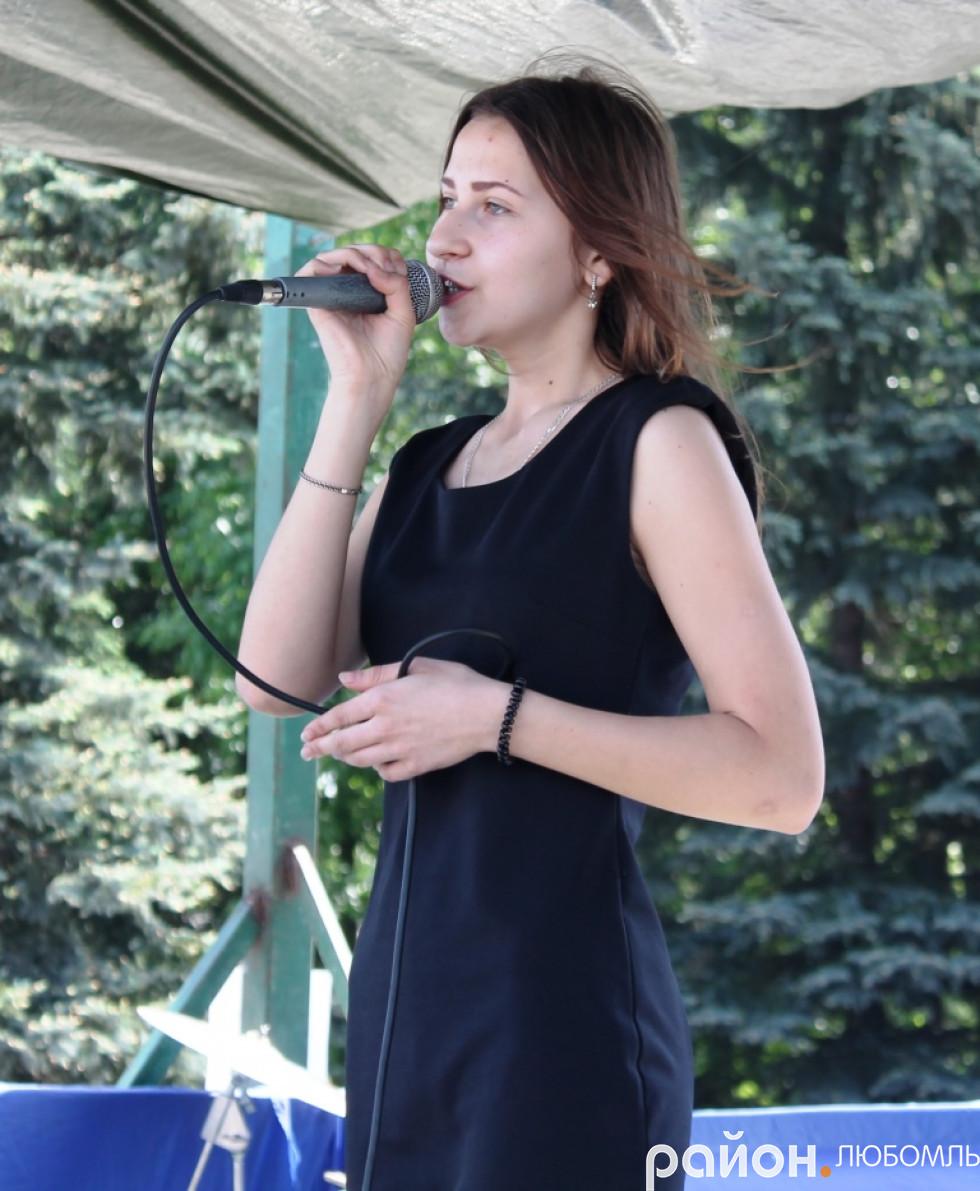 Анна Прокопчук