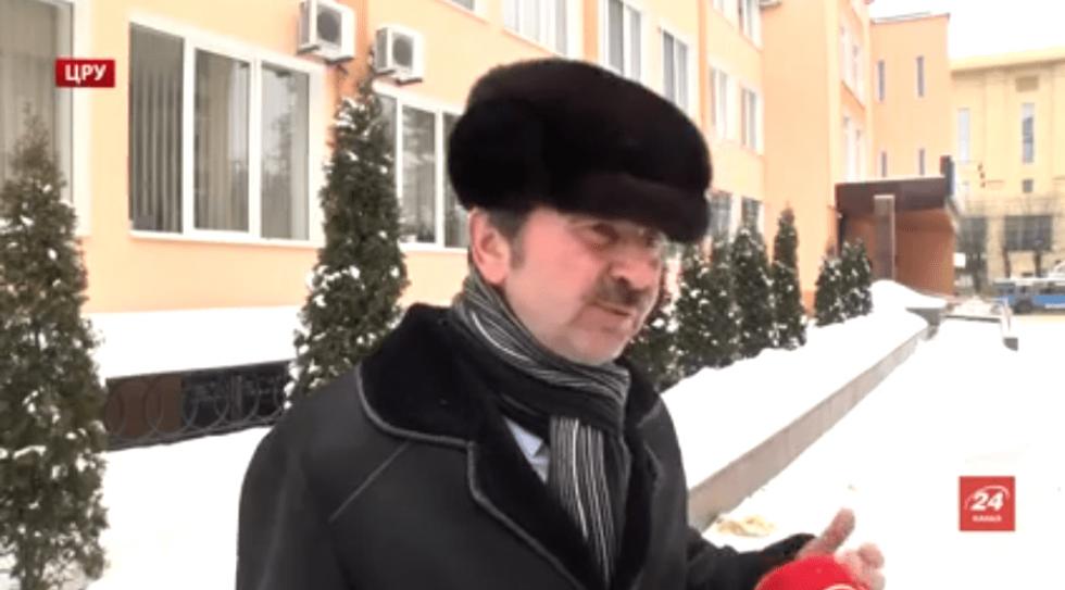 Сергій Супрун, скрін: Канал 24