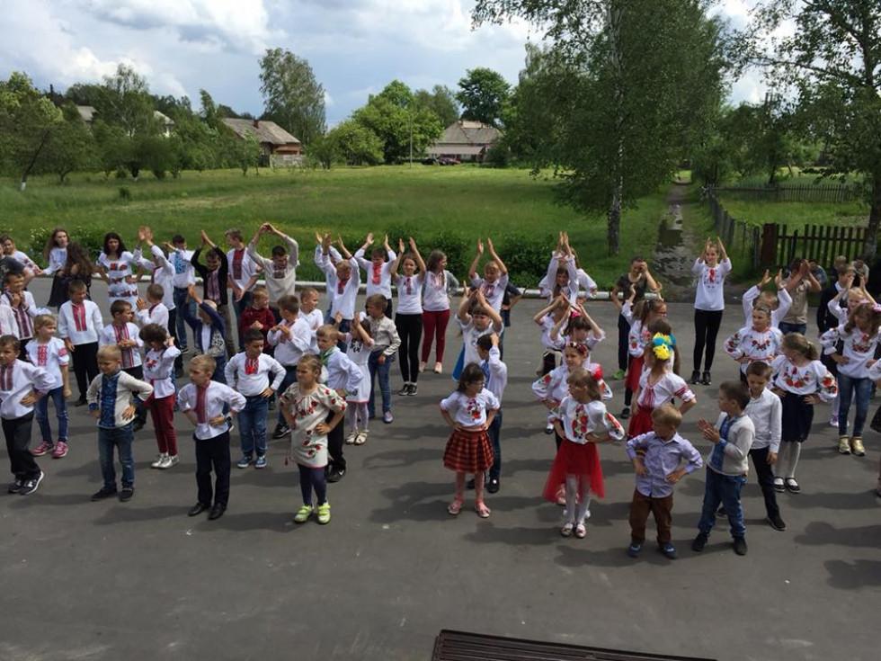 Вихованці Згоранської школи