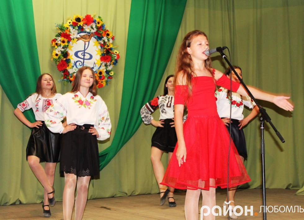Анна Шевчик (ЗОШ №2 м. Любомль)