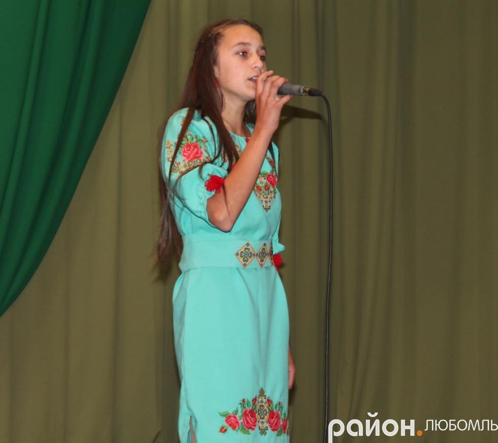 Марія Мазурок (клуб с. Підгородно)