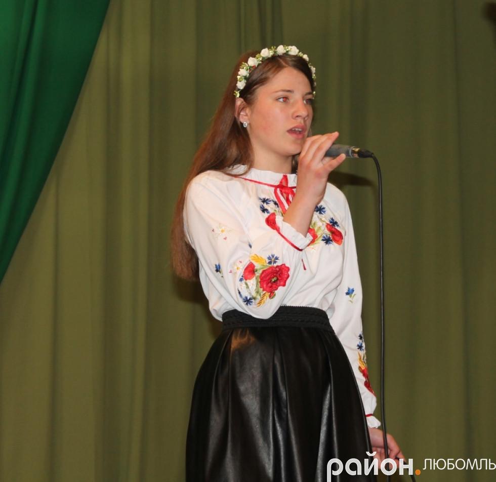 Дарина Богуш (Машівський НВК)