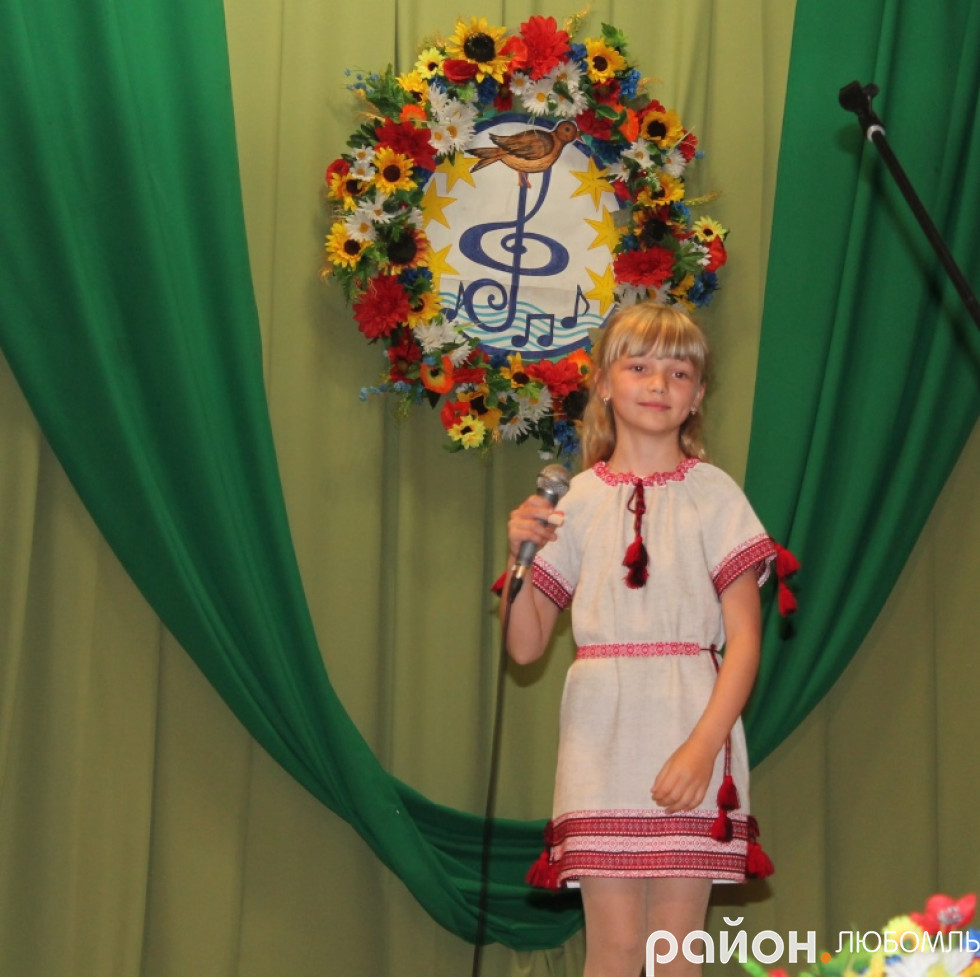 Дарія Кравчук (клуб с. Руда)