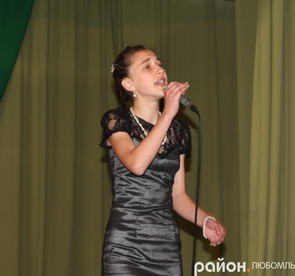 Валентина Клекоцюк (Бірківський СБК)
