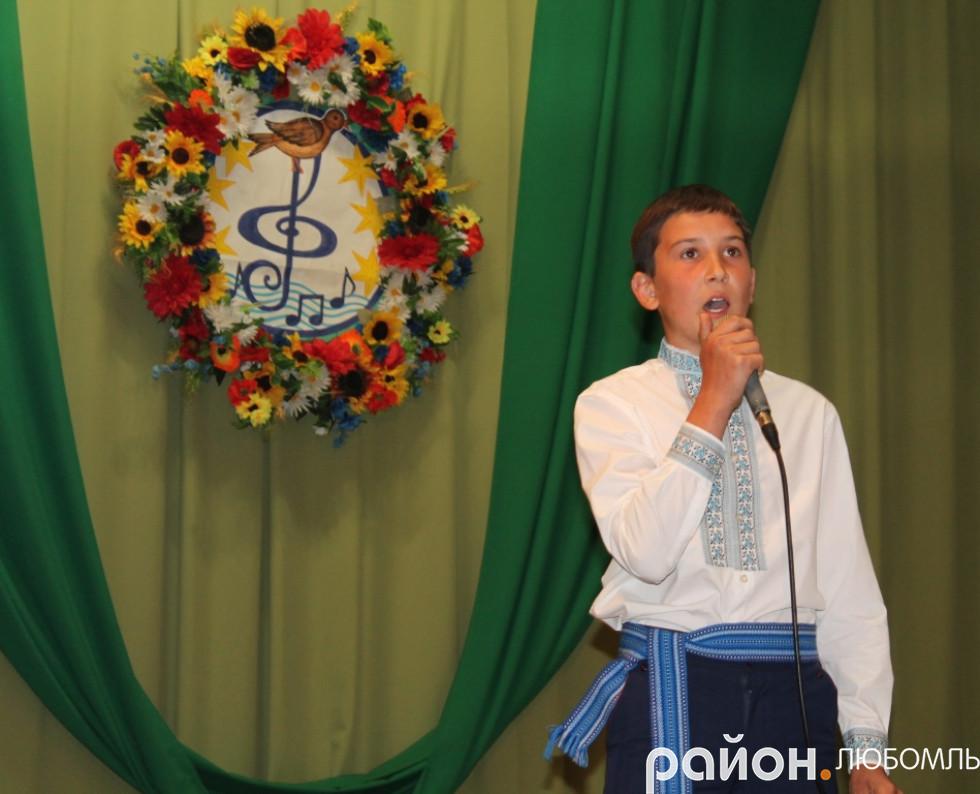Микола Кабан (Запільський СБК)
