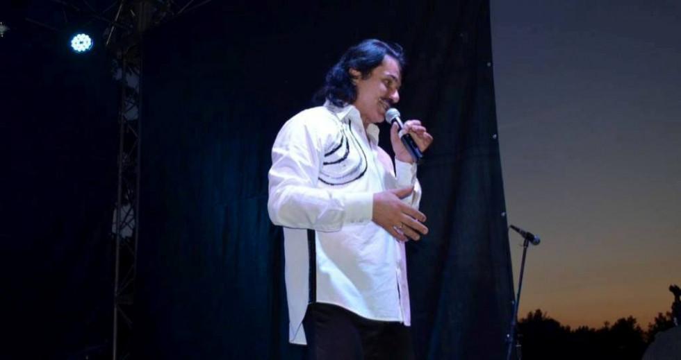 Народний артист України Павло Зібров.
