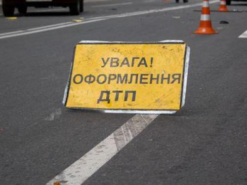 У результаті ДТП автомобілі отримали механічні пошкодження.